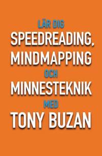 Lär dig Speedreading, mindmapping och minnesteknik med Tuny Buzan
