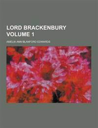 Lord Brackenbury Volume 1