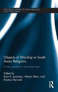 Objects of Worship in South Asian Religions
