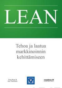 Lean - Tehoa ja laatua markkinoinnin kehittämiseen