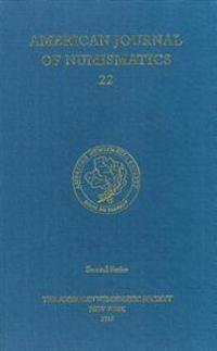 American Journal of Numismatics, 2010