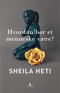 Hvordan bør et menneske være? - Sheila Heti   Inprintwriters.org