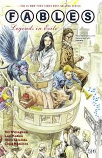 Fables 1: Legends in Exile
