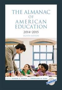 The Almanac of American Education 2014-2015