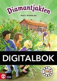 ABC-klubben åk 2, Läsebok B Digital