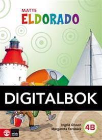 Eldorado matte 4B Grundbok Digital - Ingrid Olsson  Margareta Forsbäck - böcker (9789127436916)     Bokhandel