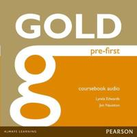 Gold Pre-First Class Audio CDs