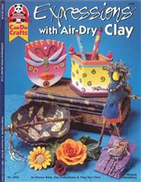 Expressions with Air-Dry Clay