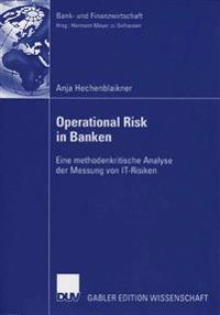 Operational Risk in Banken