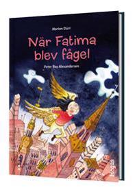 När Fatima blev fågel (Bok + CD)