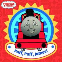 Puff  Puff  James  - Reverend Wilbert Vere Awdry - böcker (9781405247207)     Bokhandel