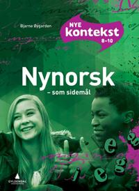 Nye Kontekst 8-10; nynorsk som sidemål