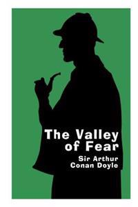 The Valley of Fear - Large Print: A Sherlock Holmes Novel