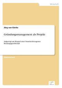 Grundungsmanagement ALS Projekt