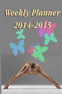 2014-2015 Weekly Planner