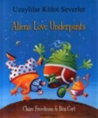 Aliens Love Underpants in TurkishEnglish