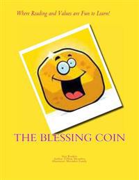 The Blessing Coin: Izzy's Easy Reader