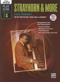 Strayhorn & More: 9 Jazz Standards for Rhythm Section (Piano, Bass, & Drumset)