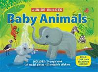 Baby Animals [With 24 Model Pieces]