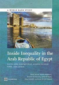 Inside inequality in the Arab Republic of Egypt