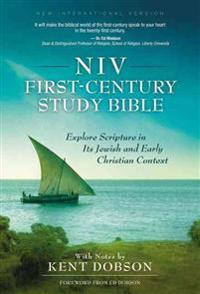 First-Century Study Bible-NIV: Explore Scripture in Its Jewish and Early Christian Context