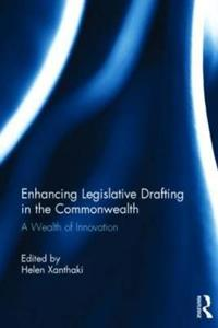 Enhancing Legislative Drafting in the Commonwealth