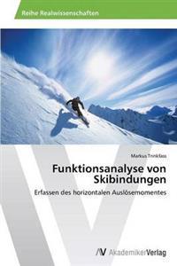 Funktionsanalyse Von Skibindungen