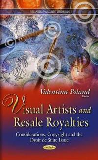 Visual Artists and Resale Royalties