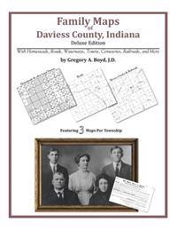 Family Maps of Daviess County, Indiana