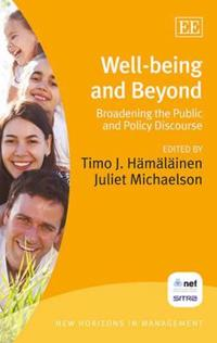 Well-Being and Beyond