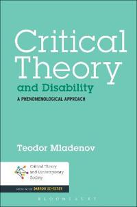 Critical Theory and Disability
