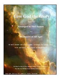 Give God the Glory Book 2