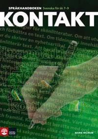 Kontakt Språkhandboken Svenska för åk 7-9