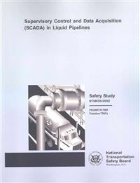 Safety Study: Supervisory Control and Data Acquisition in Liquid Pipelines