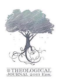 Ccda Theological Journal, 2013