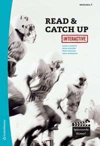 Read & Catch Up Interactive - Elevpaket (Bok + digital produkt) - Inför engelska 5