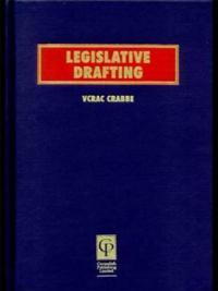 Legislative Drafting Vol I