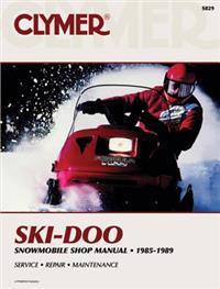 Ski-Doo Snowmobile Shop Manual
