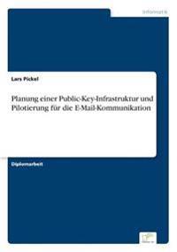 Planung Einer Public-Key-Infrastruktur Und Pilotierung Fur Die E-mail-Kommunikation