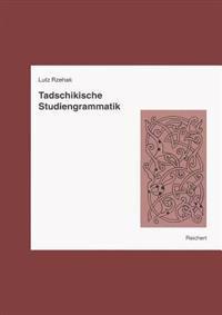 Tadschikische Studiengrammatik