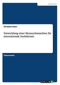 Entwicklung Einer Metasuchmaschine Fur Internationale Suchdienste