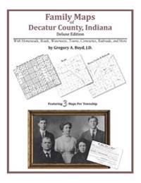 Family Maps of Decatur County, Indiana