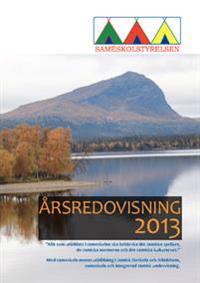 Sameskolstyrelsens årsredovisning 2013