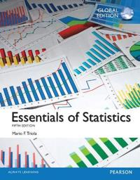 Essentials of Statistics, Global Edition