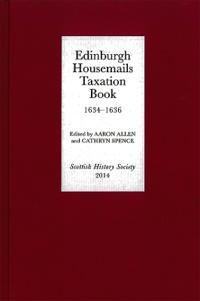 Edinburgh Housemails Taxation Book