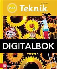 PULS Teknik 4-6 Grundbok Interaktiv, tredje upplagan