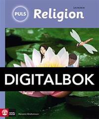 PULS Religion 4-6 Grundbok Digital, tredje upplagan