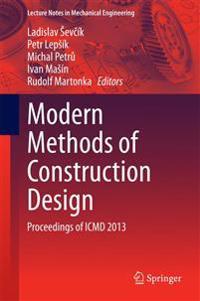 Modern Methods of Construction Design