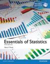 Essentials of Statistics, Global Edition