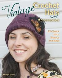 Vintage Crochet Hats and Accessories